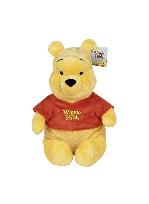 Disney Disney WTP Pooh Floppy 43cm Renkli